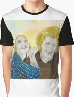 Sibling Rivalry On Hold! Graphic T-Shirt