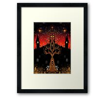 TH143 Framed Print