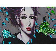Graffiti Women Photographic Print