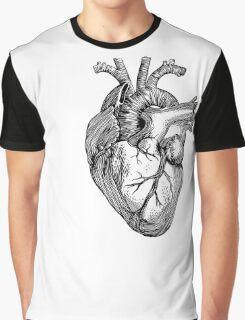 Coeur Anatomique Graphic T-Shirt