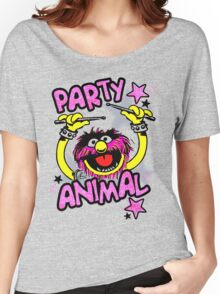 Party Animal Cookies Women's Relaxed Fit T-Shirt