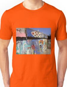 Graffiti art - abstract Unisex T-Shirt