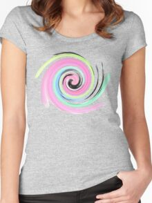 Twirl Women's Fitted Scoop T-Shirt