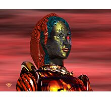 ARES CYBORG FROM HYPERION WORLD Sci-Fi Movie Photographic Print