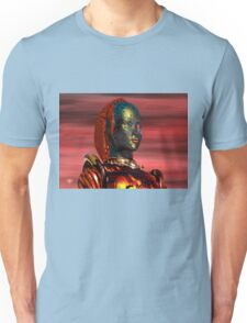 ARES CYBORG FROM HYPERION WORLD Sci-Fi Movie Unisex T-Shirt