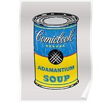 Adamantium Soup Poster