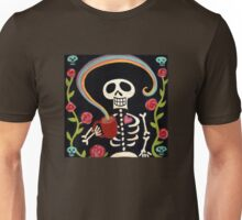 Rainbow Skelly Unisex T-Shirt