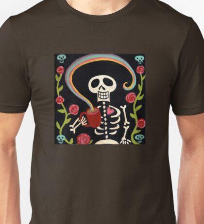 Rainbow Skelly Unisex T-Shirt