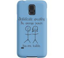 One testicle Samsung Galaxy Case/Skin