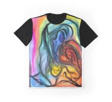 Demeter in Winter, pastel painting on paper Graphic T-Shirt