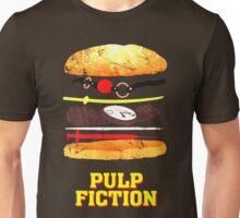 Pulp Fiction Burger Unisex T-Shirt