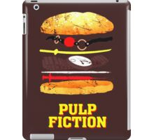 Pulp Fiction Burger iPad Case/Skin