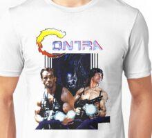 Contra Game Parody Unisex T-Shirt