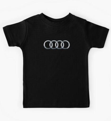 Audi logo  Kids Tee
