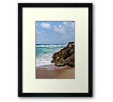 Deerfield Beach Framed Print