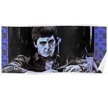 Scarface Al Pacino Poster