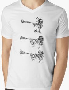 The Perfect Form Mens V-Neck T-Shirt