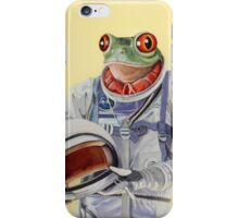 Frog Mission iPhone Case/Skin