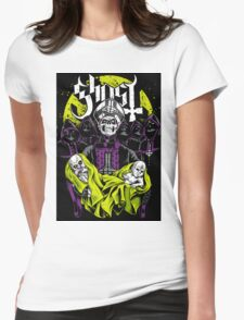 GHOST BC TOUR BABIES Womens Fitted T-Shirt