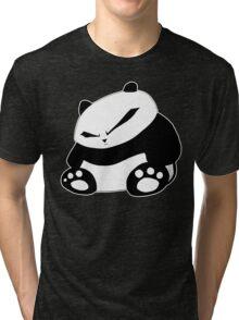 Angry Panda Tri-blend T-Shirt