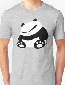 Angry Panda Unisex T-Shirt