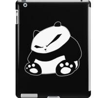Angry Panda iPad Case/Skin
