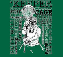 Word Montage-'KEEPER (border) Unisex T-Shirt