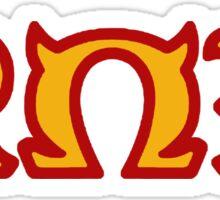 Roar Omega Roar Shirt Sticker