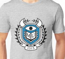 Monsters University Logo Unisex T-Shirt