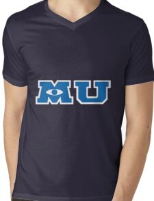 Monsters University Merchandise Mens V-Neck T-Shirt