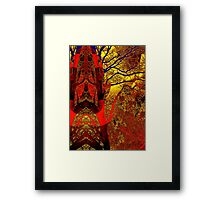 TH156 Framed Print