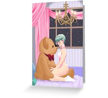 teddybear Greeting Card