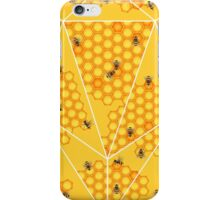 Beehive and Honeycomb iPhone Case/Skin