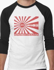 Remember The Buster - Paul Walker Tribute Men's Baseball ¾ T-Shirt