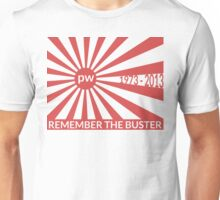 Remember The Buster - Paul Walker Tribute Unisex T-Shirt