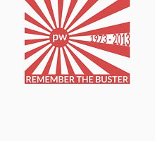 Remember The Buster - Paul Walker Tribute Unisex T-Shirt