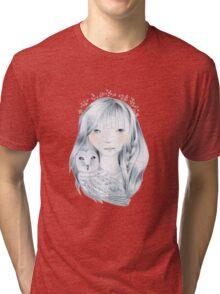 Dark Night Moments Tri-blend T-Shirt