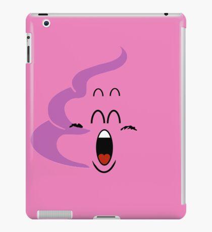 Arale's pink poop! iPad Case/Skin