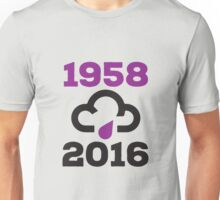 Purple Rain (Prince 1958-2016) Unisex T-Shirt