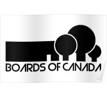 boards of canada Poster