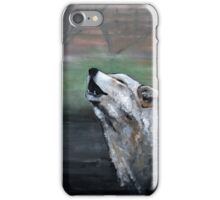 Howling for you iPhone Case/Skin