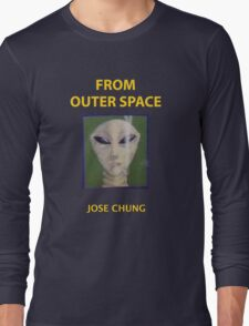 Jose chung from outer space x-files Long Sleeve T-Shirt