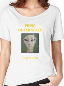Jose chung from outer space x-files Women's Relaxed Fit T-Shirt