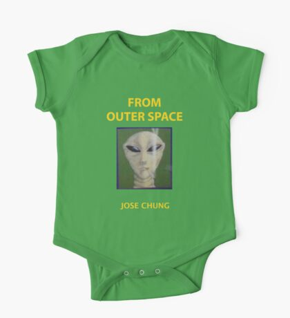 Jose chung from outer space x-files One Piece - Short Sleeve
