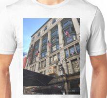 MACYS, 42ND AND BROADWAY, NEW YORK  Unisex T-Shirt