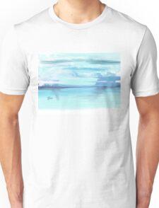 Blue Sunset Unisex T-Shirt