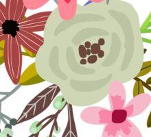 Floral Hello Gorgeous Sticker