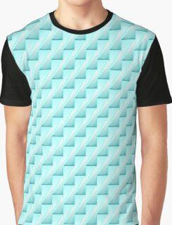 Aqua - Sleek  Graphic T-Shirt