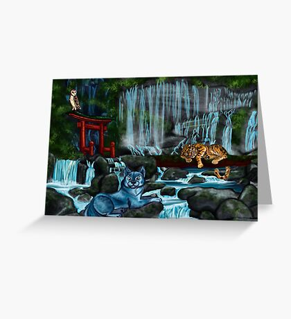 Place of Peace Revisted Greeting Card