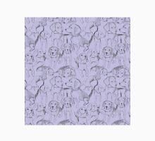 Purple Beagle Unisex T-Shirt